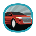Ford Social — Badges — Ford Edge
