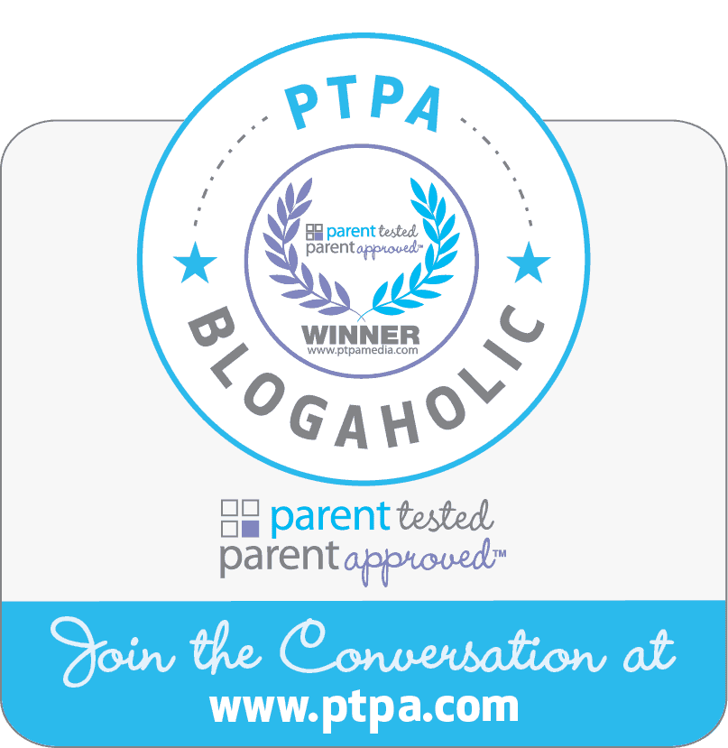 PTPA Blogaholic Badge