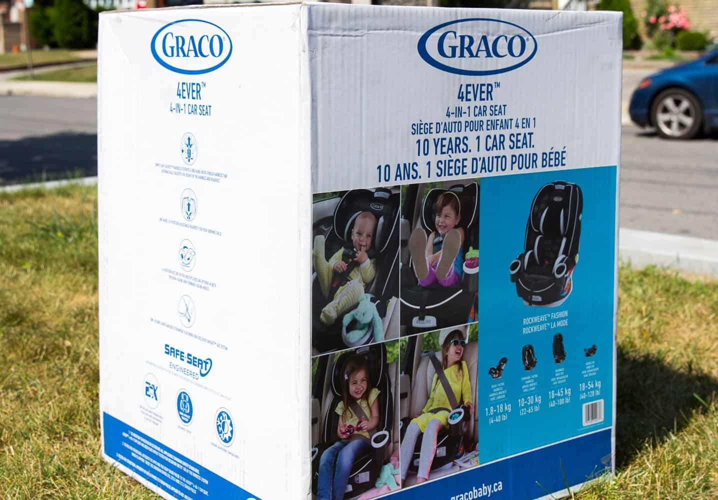 Discover Just Whats So Clever About The Graco 4Ever